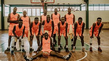 Seleção Masculina de Basketball
