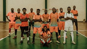 Seleção Masculina de Futsal